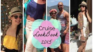 Cruise Lookbook 2015 on the Carnival Glory || WanderBlush