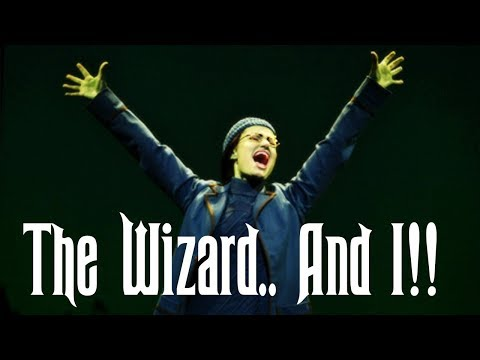 Who Sang the The Wizard And I Climax The Best