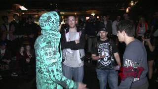 GOT BEEF? - War Of The Worlds - Fresco vs Nikoteen