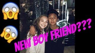 Maddie boy friend | Maddie Ziegler BBoy Hip hop Vs Kenneth San Jose