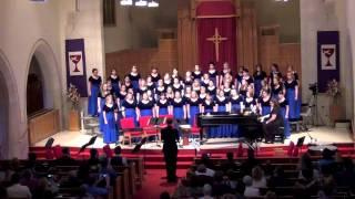 This Little Babe.  Benjamin Britten.  Millikin Uni Women's Choir Dir. Matthew Leese