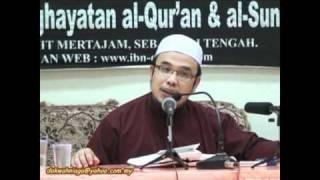 Dr Asri  5. Talaq Tiga - Jatuh Satu atau Tiga? - Umdatul Ahkam # 34