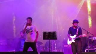 পাগলা হওয়ার তরে ।। গুরু জেমস -  Live Stage Show -  Dhaka 1207
