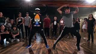 Kenneth San Jose & Will Simmons | OMG - Camila Cabello, Quavo | @MattSteffanina Choreography