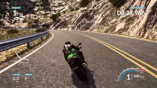 RIDE Exclusive ps4 gameplay exclusive motorcycle game for ps4