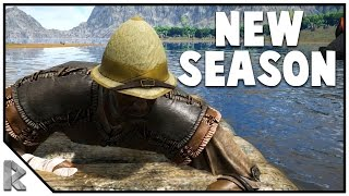 New Season - Early Beginnings! - Ark Survival Evolved PGARK #1