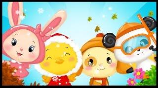 Les saisons - Chanson pour enfants - Les Titounis