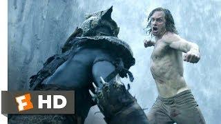 The Legend of Tarzan (2016) - Tarzan vs. Mbonga Scene (7/9) | Movieclips