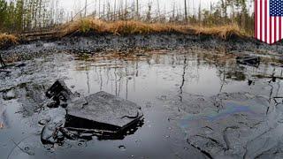 Keystone Pipeline spill: TransCanada pipeline leaks 210,000 gallons of oil in S. Dakota - TomoNews