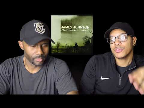 Jamey Johnson - In Color (REACTION!!!)