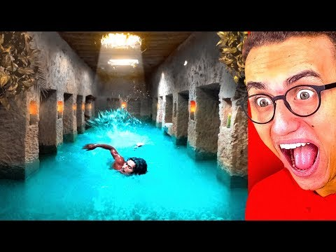 They Built The ULTIMATE SECRET UNDERGROUND TEMPLE