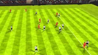 FIFA 14 iPhone/iPad - Liverpool vs. Liverpool