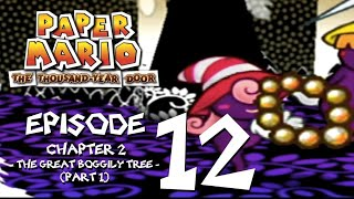 Let's Play Paper Mario: The Thousand-Year Door - Episode 12 - Narry Necklace