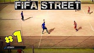 FIFA STREET 4  Прохождение КАРЬЕРЫ   #1