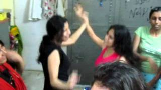 medical college hostel dance lko