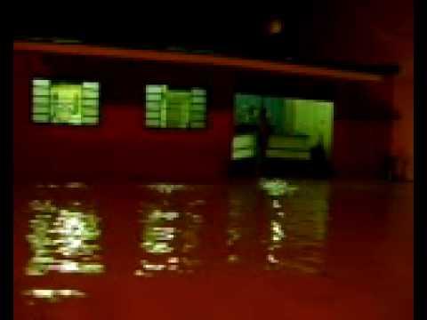 enchente em juquiá