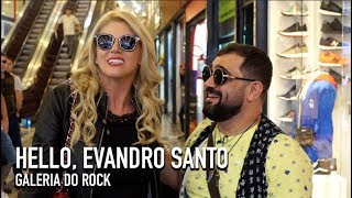 Hello, Evandro Santo!