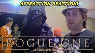 Attraction Reactions