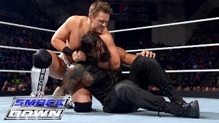 Roman Reigns vs. The Miz: SmackDown, February 5, 2015