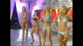 (720pHD): WWE Raw 07.19.04: Diva Search