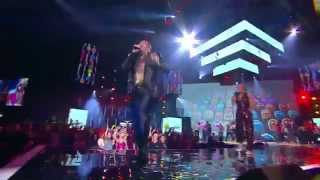 La Bouche - Sweet Dreams & Be My Lover (Live @ Super Discotheque 90's, April 18th, 2015, Moscow)