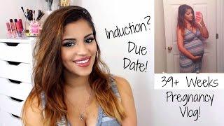 Pregnancy Vlog | Week 39+ (Due Date & Induction?)
