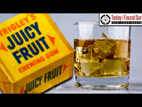 What Exactly is the Juice in Juicy Fruit Gum
