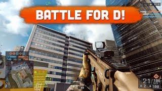 BATTLE FOR D! - Battlefield 4
