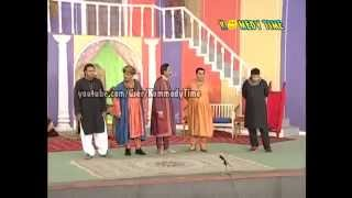 Chuski New Full Pakistani Punjabi stage Drama 2014