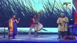 দারুন একটি বাউল গান।singer sharmin