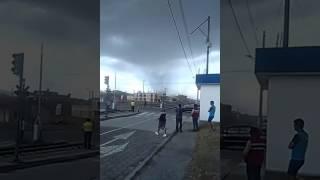 Tornado en Ecuador 2016 | Latacunga