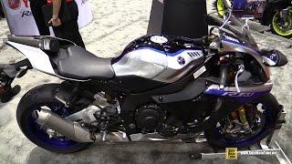 2017 Yamaha R1M - Walkaround - 2016 AIMEXpo Orlando