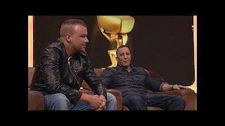 Kollegah und Farid Bang bei TV total