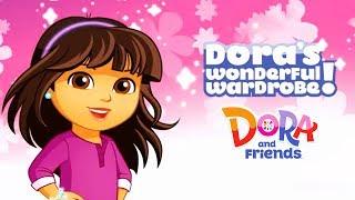 Dora and Friends. Dora's Wonderful Wardrobe. Games For Kids