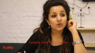 Funny Indian Interview || Funny Interview Tips || Langda Aam Productions