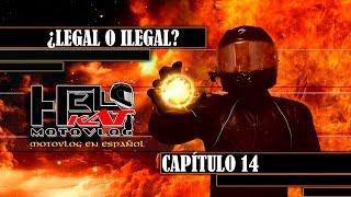 Capt. #14 - Cámara en el casco, ¿Legal o Ilegal?