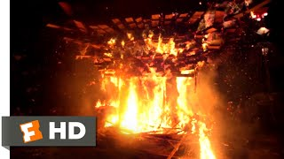 The Fourth Phase (2016) - Let the Fire Burn Scene (6/10) | Movieclips
