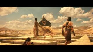 สงครามเทวดา GODS OF EGYPT Movie Clip - I Command You (2016)