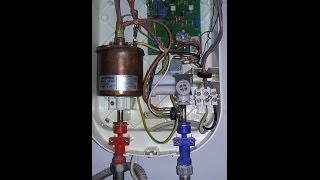 TANKLESS WATER HEATER REPAIRS ~ ARISTON on demand water heater ~ Philippines ~ Video 2 of 2