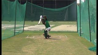 A.I.Biplob Batting Practise On Nets (Part-1)