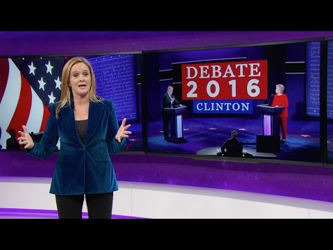 Advice She Didn t Ask For Full Frontal with Samantha Bee TBS