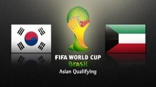 Korea Republic vs Kuwait: 2014 FIFA World Cup Asian Qualifiers - (Round 3, Match Day 6)