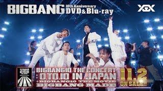 BIGBANG10 THE CONCERT : 0.TO.10 IN JAPAN + BIGBANG10 THE MOVIE BIGBANG MADE (Trailer Deluxe Edition)