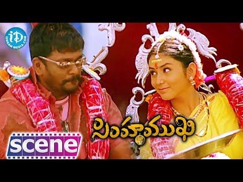 Namitha Best Scene - Simhamukhi Movie || Parthiban, Sudhakar Naidu, Jyothi Lakshmi
