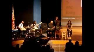 Central High School--Newark, NJ Big Tuesday