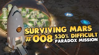 Surviving Mars - Hard Challenge - 530% ???? #008 [Let's Play][Gameplay][Deutsch]