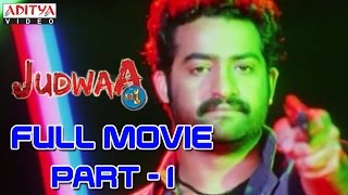Judwa No1 Hindi Movie Part 1/ /11 Jr.NTR, Nayanatara, Sheela