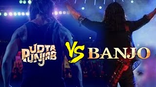 Riteish's BANJO Movie New Poster Inspires From Shahid's Udta Punjab