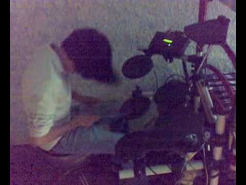 Xxx Mp4 Playing Electronic Drumsolo Improv Fast Hands By EDD 3gp Sex