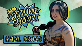 Make Your Own Genderbent Khal Drogo - DIY Costume Squad